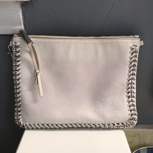 REBECCA MINKOFF Crossbody Bag with Silver Details